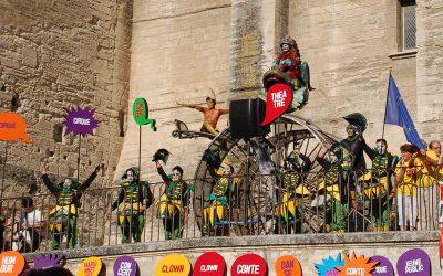Enjoy theater in Avignon