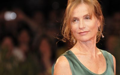 Not to be missed: Isabelle Huppert