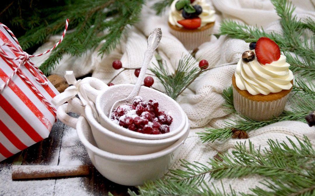 13 desserts op Kerstavond